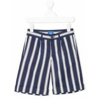 Fay Kids Bermuda Listrada - Azul