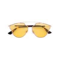 Dior Eyewear Óculos De Sol - Metallic
