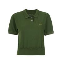 À La Garçonne Camisa Polo - Green