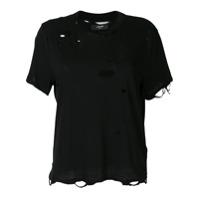 Amiri Camiseta Mangas Curtas - Preto