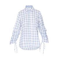 Framed Camisa Mix - Branco