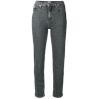 Ck Jeans Calça Jeans Reta - Grey