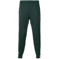 Adidas Originals By Alexander Wang Calça De Moletom Jacquard - Green