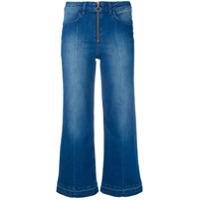 By Malene Birger Calça Jeans - Azul