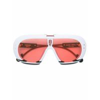 Carrera Óculos De Sol 'skull' - Branco