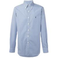 Polo Ralph Lauren Camisa Listrada - Azul