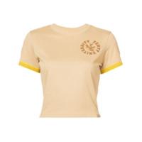Fenty X Puma Camiseta Cropped 'fenty X Puma' - Brown