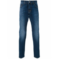 Entre Amis Calça Jeans Slim Fit - Azul