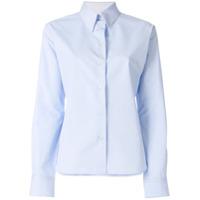 Calvin Klein 205W39Nyc Camisa Clássica - Azul
