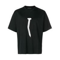 Diesel Black Gold Camiseta Com Estampa - Preto