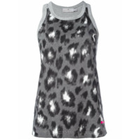 Adidas By Stella Mccartney Regata Com Estampa De Leopardo - Grey