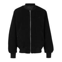 Adidas Originals By Alexander Wang Jaqueta Bomber 'rev' - Preto