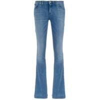 Emporio Armani Calça Jeans Flare - Unavailable