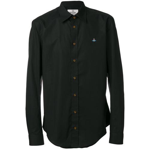 vivienne-westwood-camisa-classica-preto