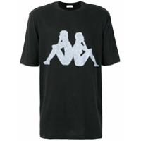Faith Connexion Camiseta Com Estampa - Preto