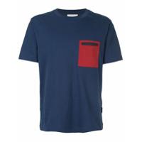 Cerruti 1881 Camiseta Com Bolso - Azul
