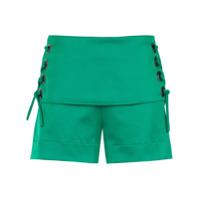 Corporeum Short Ilhoses Sarja New - Green