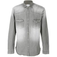 Costumein Camisa Jeans - Grey