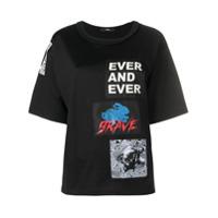 Diesel Camiseta 't-Jacky' - Preto