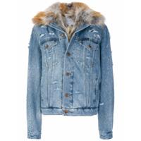 Forte Dei Marmi Couture Jaqueta Jeans - Azul