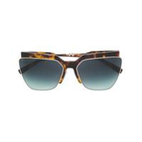Dsquared2 Eyewear Óculos De Sol 'kayla' - Metálico