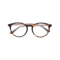 Dior Eyewear Óculos De Grau 'montaigne' - Brown