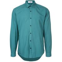 Cerruti 1881 Camisa Mangas Longas - Green
