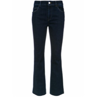 Prada Calça Jeans Flare - Azul