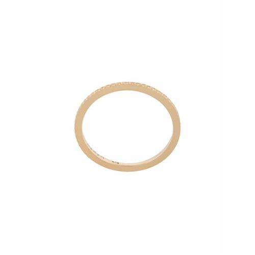 Imagem de Mehem Kit 3 anéis em ouro 18k - Metálico