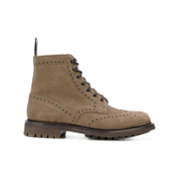 Church's Bota 'mcfarlane 2' De Couro - Nude & Neutrals