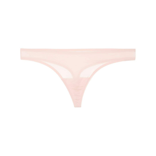 Wolford sheer thong - Pink & Purple