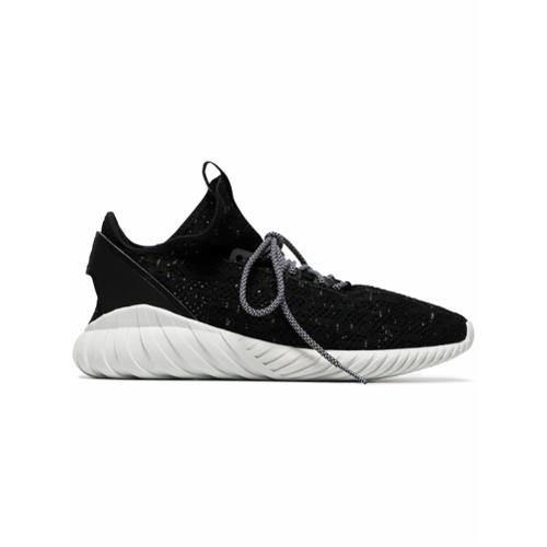 Imagem de Adidas Tênis com cadarço 'Tubular Doom' - Preto