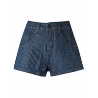 Corporeum C.club Short Jeans - Azul