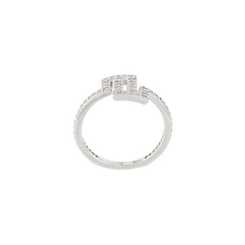 Imagem de V Jewellery Anel 'Maze' - Metálico