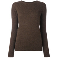 Ralph Lauren Blusa De Moletom - Brown