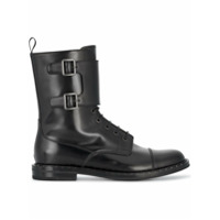 Church's Ankle Boot 'stefy' De Couro - Preto