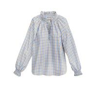 Framed Camisa 'vicky' Xadrez - Azul
