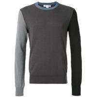 Comme Des Garçons Shirt Boys Suéter Decote Careca - Grey