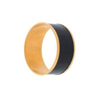 Marni Bracelete Com Acabamentos Em Dourado - Preto