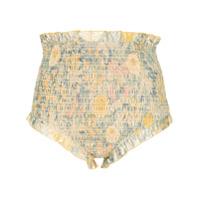 Alice Mccall Shorts Estampado - Metallic