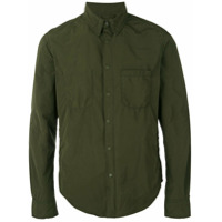 Aspesi Camisa Com Bolsos - Green