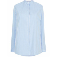 Dion Lee Camisa Com Detalhe Franzido - Azul