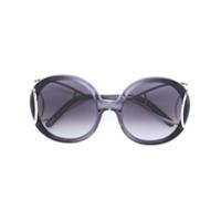 Chloé Eyewear Óculos De Sol 'jackson' - Grey