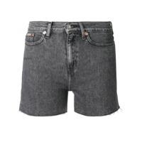 Ck Jeans Shorts Jeans - Grey