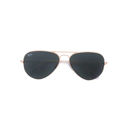 20433686b Ray Ban Junior óculos Desol Aviador - Amarelo E Laranja