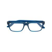 Carrera Óculos Retangulares - Azul