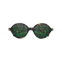 Dior Eyewear Óculos De Sol 'umbrage' - Brown