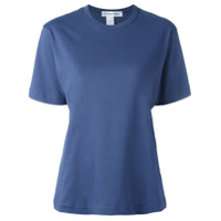 Comme Des Garçons Shirt Camiseta Mangas Curtas - Azul