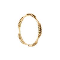 Aurelie Bidermann Bracelete Com Banho De Ouro 18K - Metallic