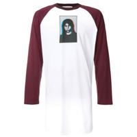 Givenchy Camiseta Estampada - Branco
